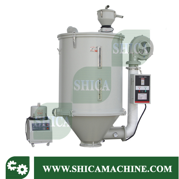 Hot Air Dryer Normal Plastic Hopper Dryer with Heating Pipe