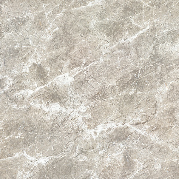 Gray Cloudy Wall and Floor Porcelain Mable Tile