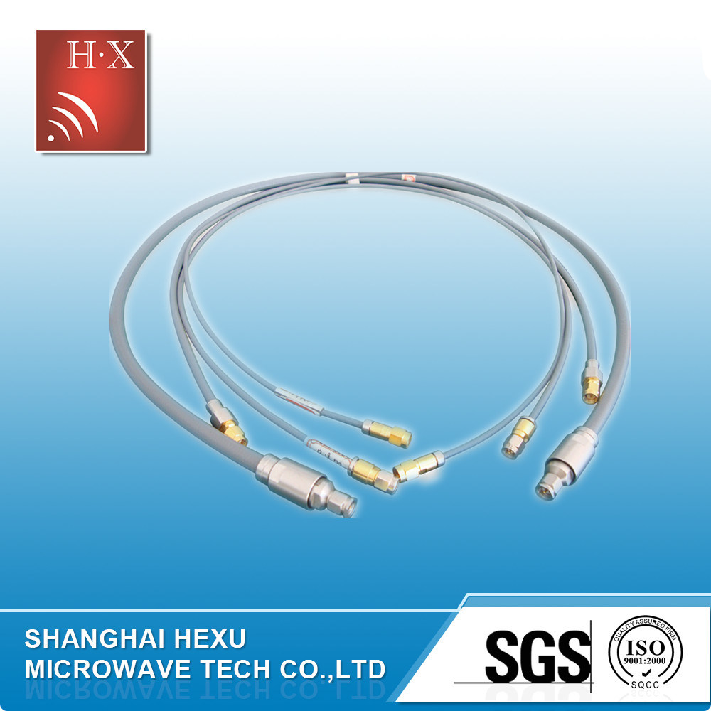 Low Loss RF Feeder Cable Assemblies From Hexu Microwave