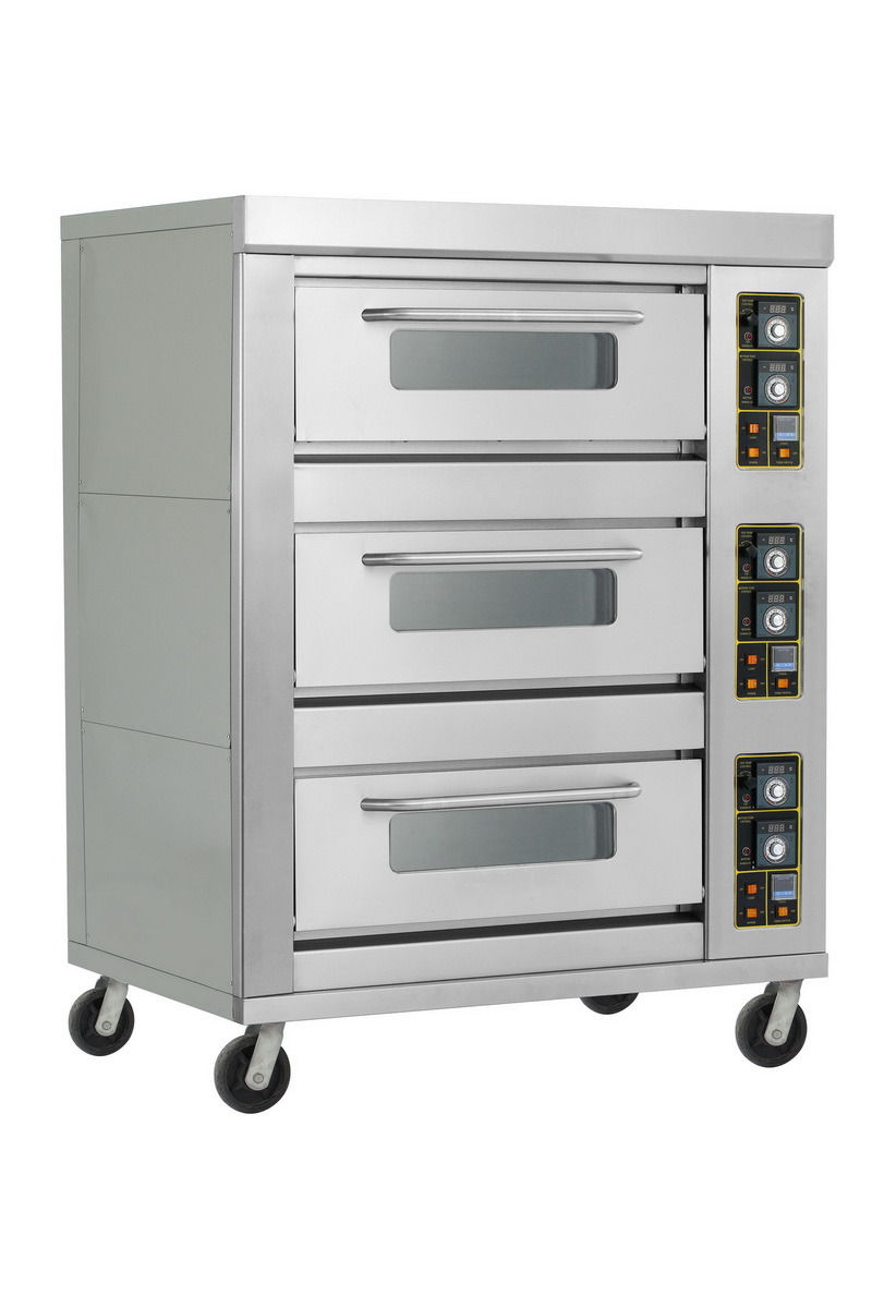 Gas Oven for Bakery Pizza Bread and Egg Tart
