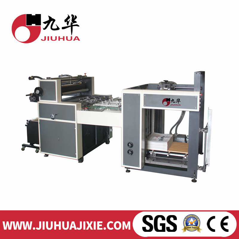 Fully Automatic Paper and Film Cold Laminator