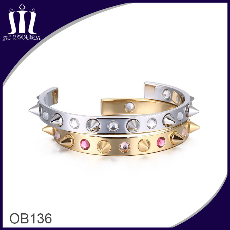 New Design Imitation Cuff Shape Bracelet