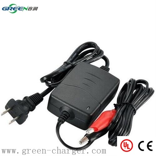 13.8V 0.8A Lead-Acid Battery Charger