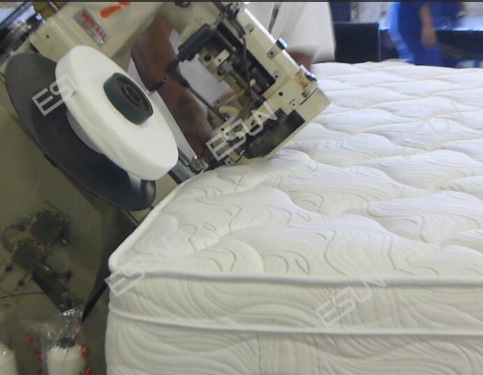 Efb1 Fixed Table Tape Edge Sewing Machine