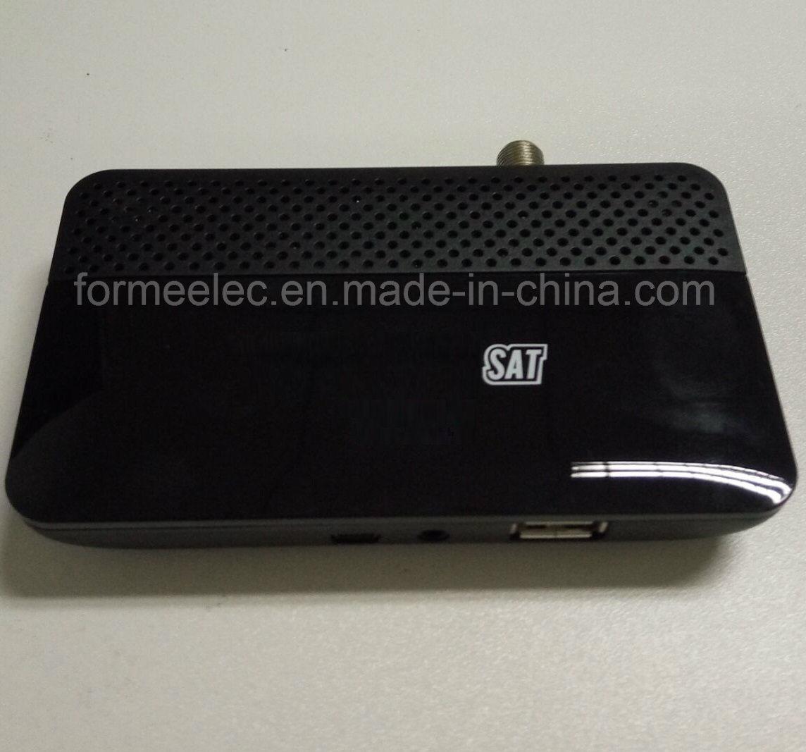 HD Mini DVB-S DVB-S2 Digital Satellite Receiver Set Top Box