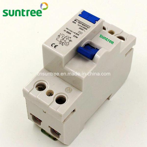 F362 RCCB Residual Current Circuit Breaker F360 RCCB