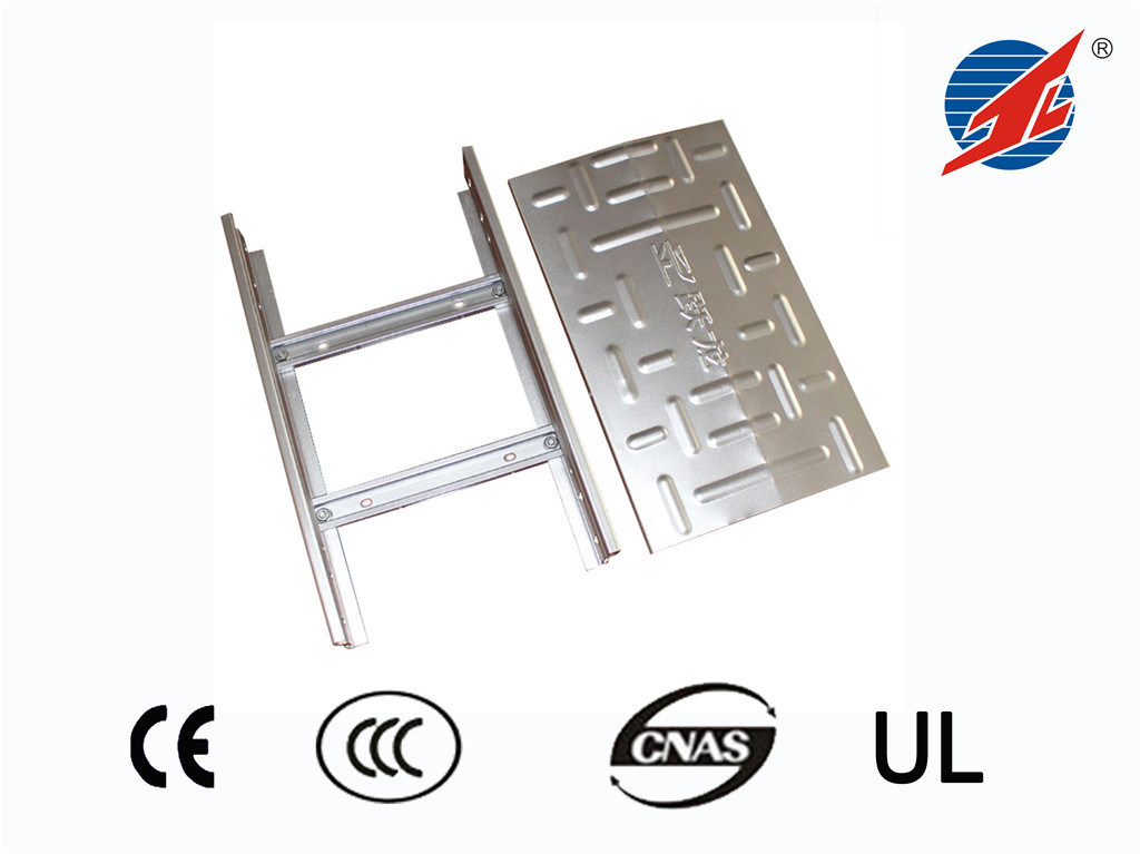 Vertically Integrated Stainless Steel Cable Ladder