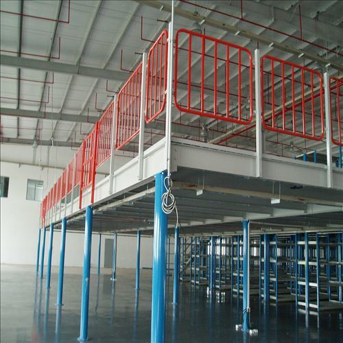 The Wharehouse Storage Steel Platform System