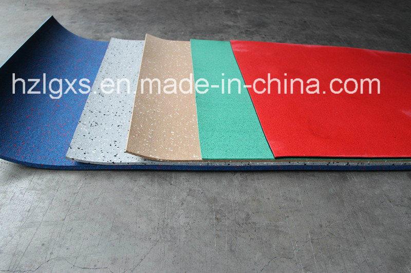 Multipurpose Colorful EPDM Granules Rubber Rolls