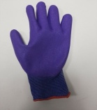Nylon Knitted Nitrile Work Glove