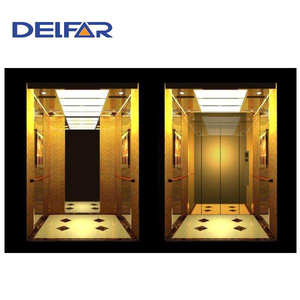 630kg Load Automatic Passenger Elevator