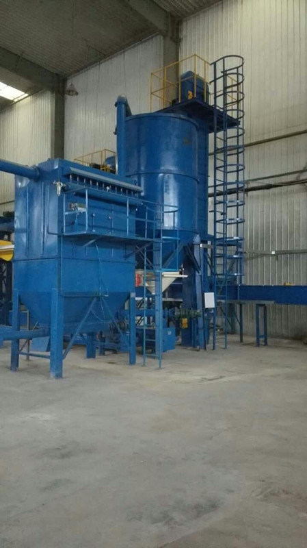 Red Lead Production Machine for Lead Oxide Machinery