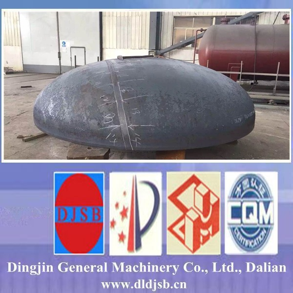 Carbon Steel Tank Type Torispherical Head