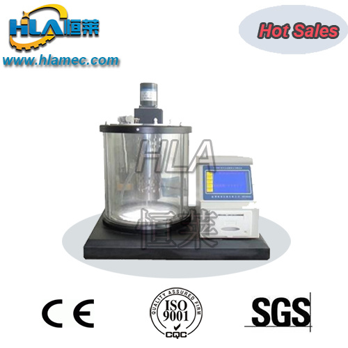 Fully Automatic Oil Kinematic Viscosity Tester