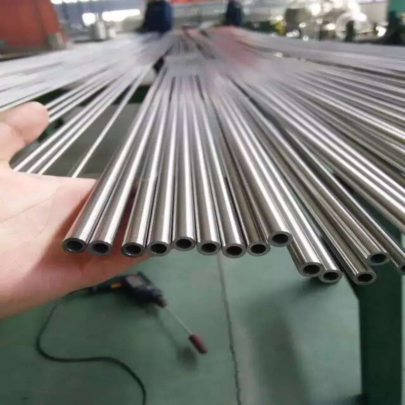 304 316 Seamless Polished Stainless Steel Bright Annealed Tube