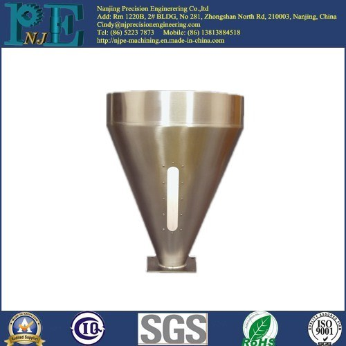 Customized Ss304 Sheet Metal Rolling Groove