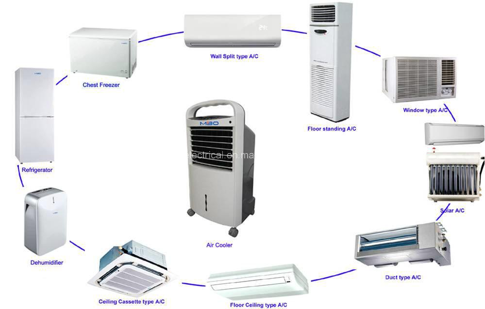 Gdf Series Hotel Use Room Air Humidifier