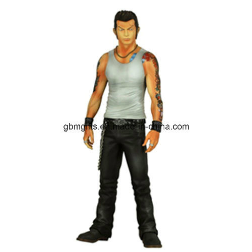 3D PVC Cartoon Dolls Animation Character Doll