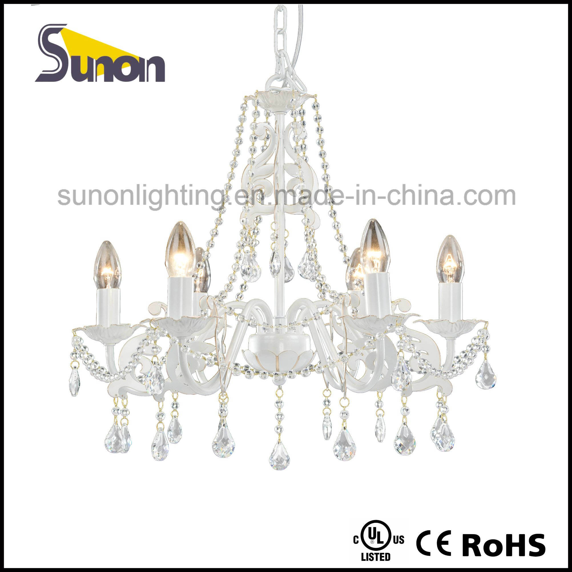 American Style Simple Design Classical Crystal Chandelier