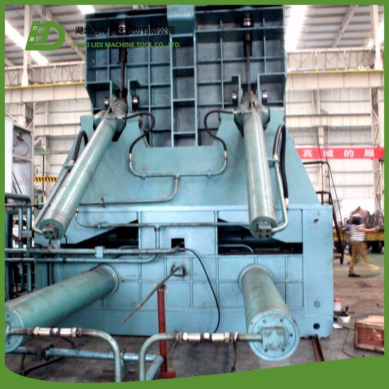YC81F-315 Hydraulic Baler for Metal Recycling