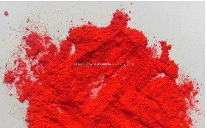 Organic Pigment Brilliant Red S6b (C. I. P. R. 52: 1)