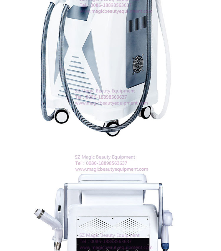 A0301 Wholsale 4 in 1 Elight IPL Laser Hair Removal Machine with Cooling RF Skin Tghtening