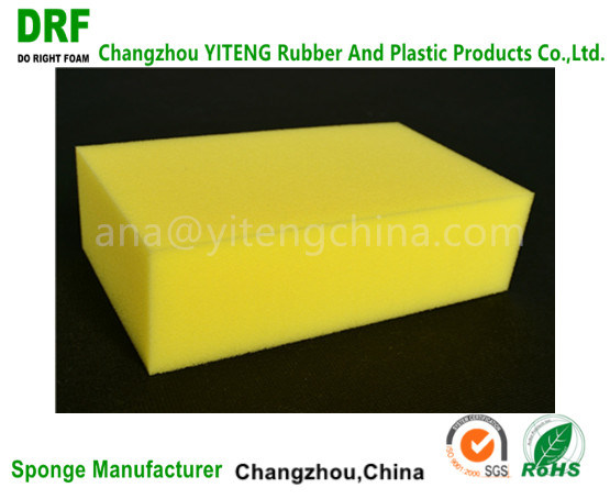 Waster Absorption PU Foam, high Density High Elastic Polyurethane Foam, Cleaning Foam
