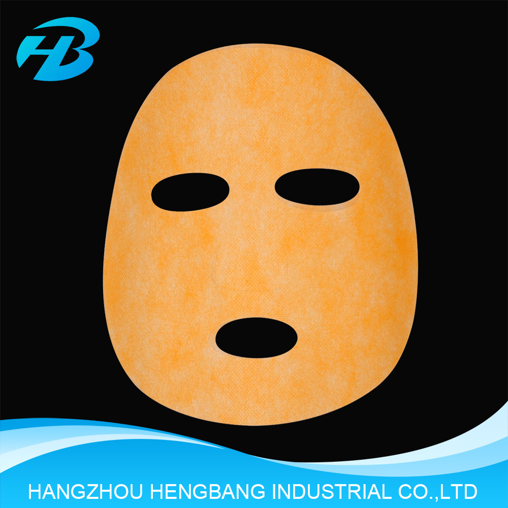 Face and Human-Skin Cosmetics Mask for Facial Mask