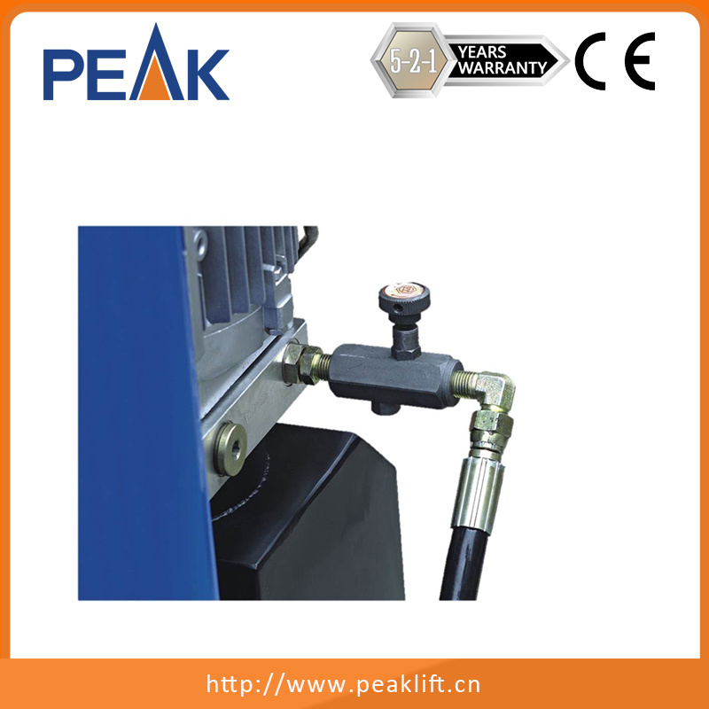 Heavy Duty Four Post Car Hoist with Mechanical Self-Lock Device