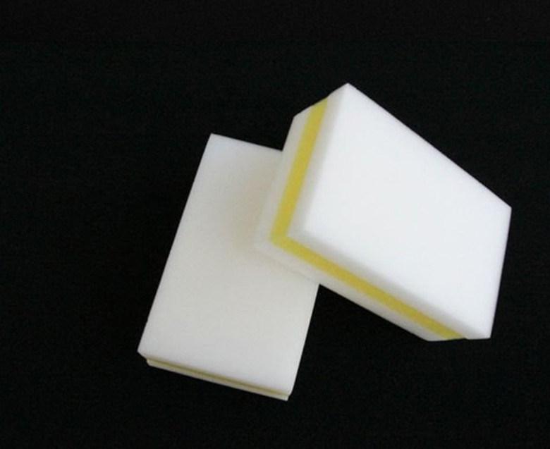 """S"" Shape High Denisity Magic Foam Sponge China Supplier Factory"