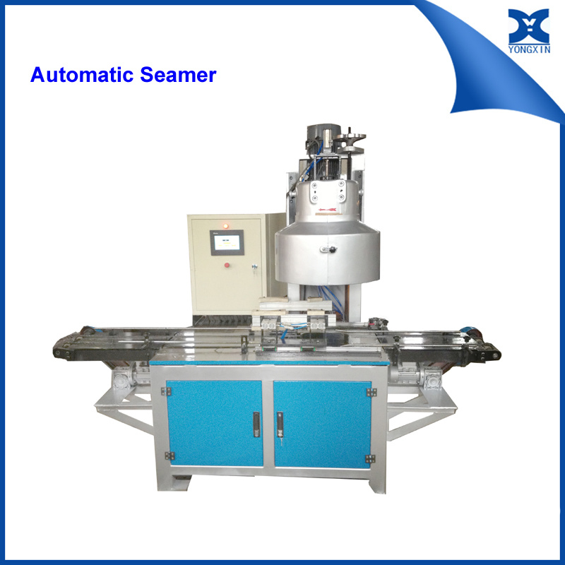 Automatic Tin Can Machine Seamer