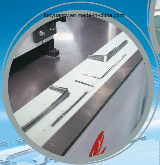 PV Ribbon (bus-bar) Right-Angle Bending and Cutting Machine (LY-ZWCQ-L)