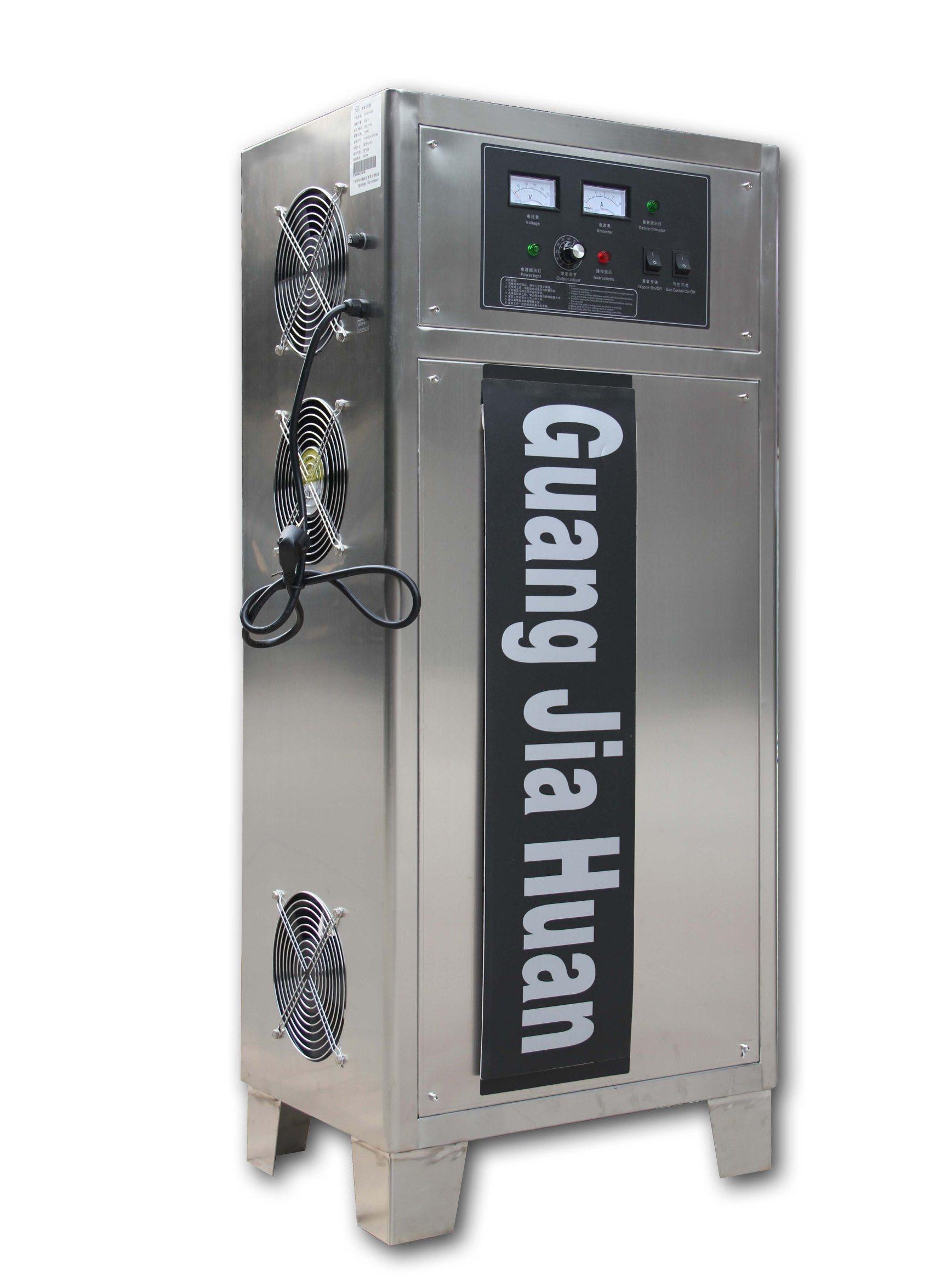 40g 50g 60g Water Treatment Ozone Generator for Fish Farming