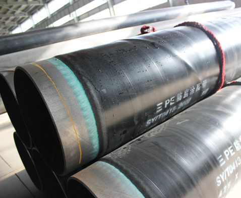 Anti-Corrosion Large Diameter Seamless Steel Pipe