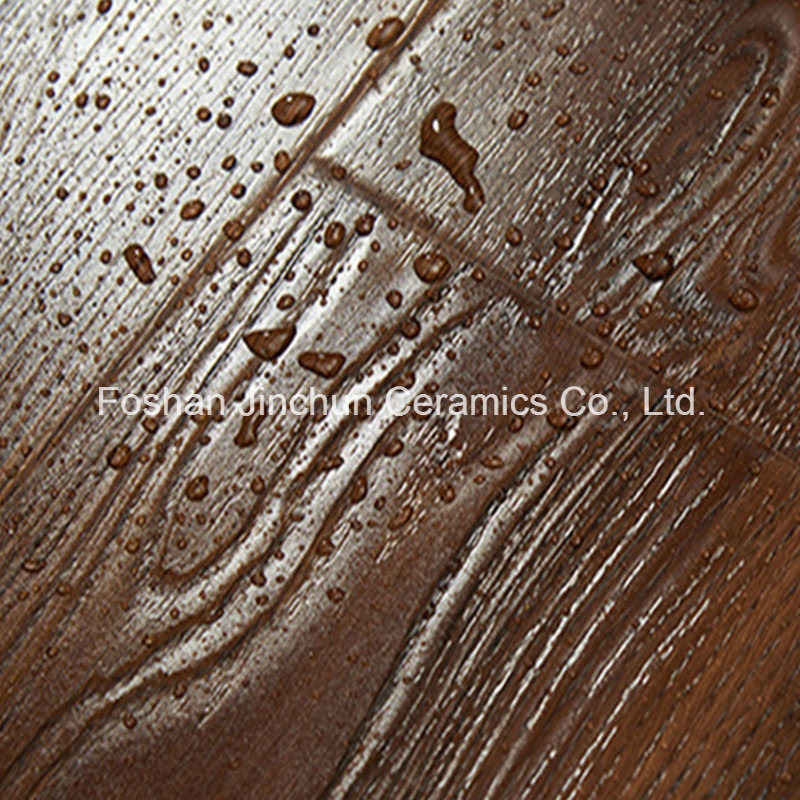 Wax Surface Composite Flooring Tile