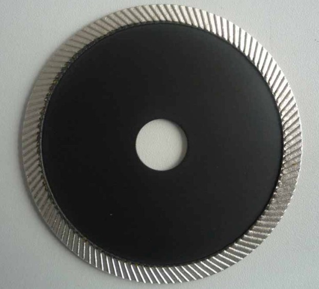 Diamond Saw Blade, for Use with: Floor Saws