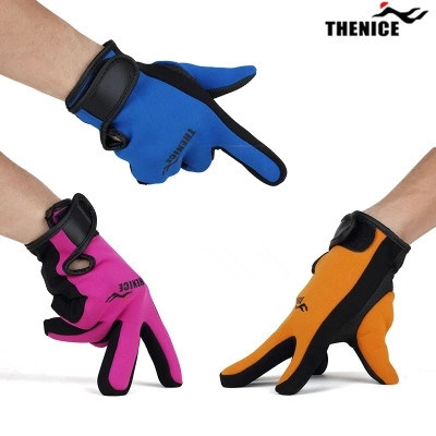 Neoprene Snorkeling Gloves Diving Necessary Equipment