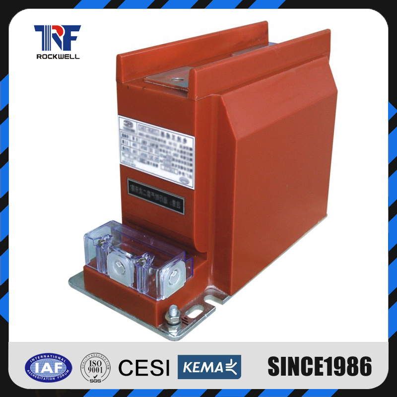 Lzzbj9 12kv 24kv 36kv Indoor Single-Phase Epoxy Resin Type Current Transformer / CT