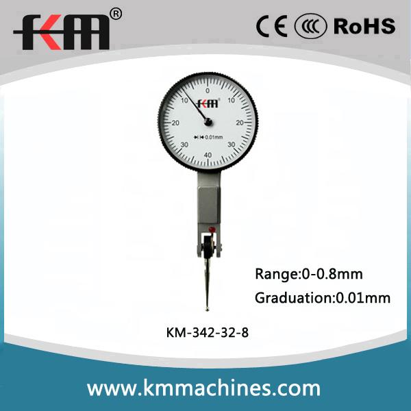0~0.8mm Metric Dial Test Indicator