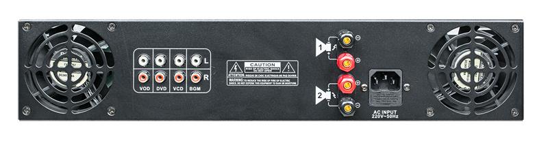 Karaoke PRO Audio Stereo Sound Professional Digital Power Amplifier Sz-228