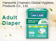 Disposable Magic Tape Hold Adult Diapers by OEM Manufacturer