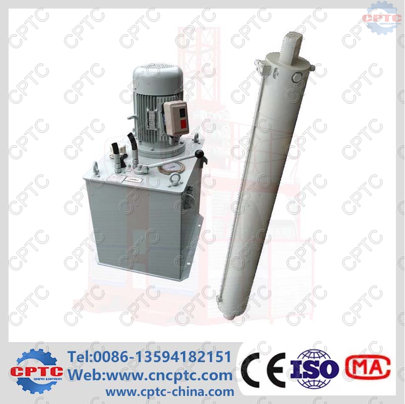 Hydraulic Cylinder and Oil Station for Hydraulic Cylinder and Oil Station