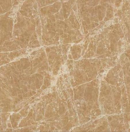 Glossy Polished Porcelain Glazed Marble Floor Tile in Size 60X60