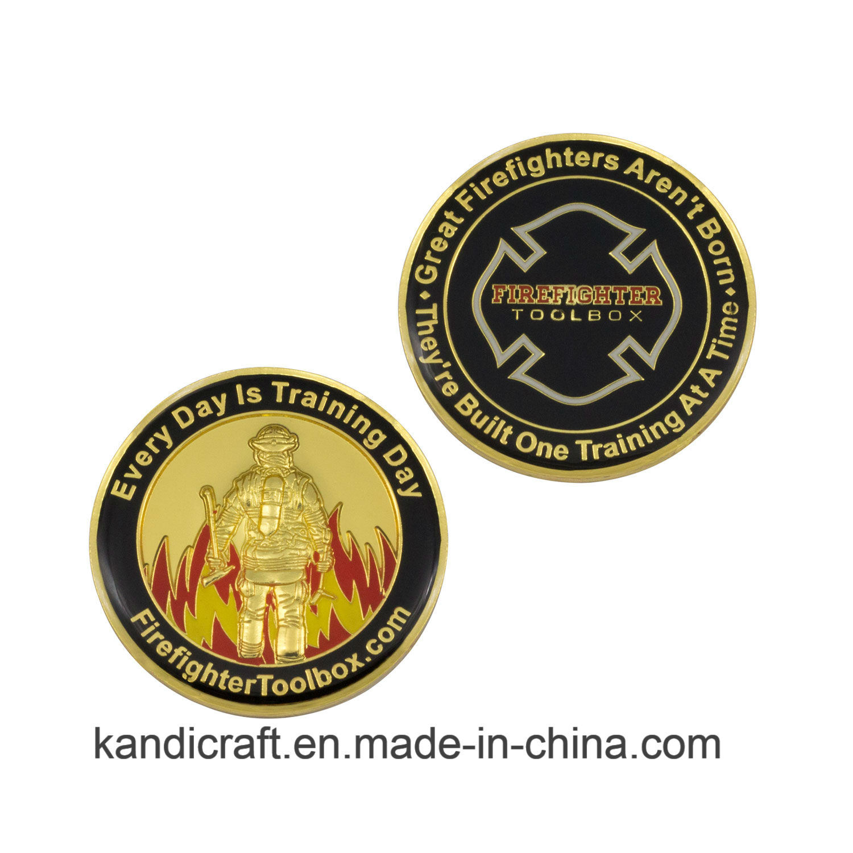 Wholesale Custom Souvenir Gift Custom Metal Coin