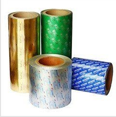 Aluminium Foil for Pharmaceutical Blister Package