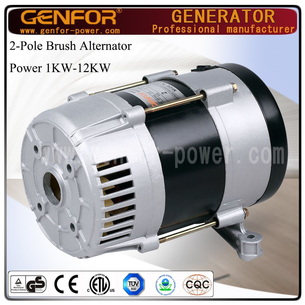 AC and DC 3kw Alternator with 100% Copper Wire