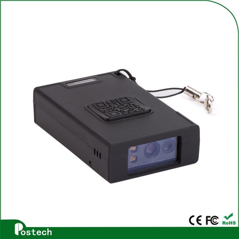 Bluetooth 2D Barcode Scanner Wireless Qr Code Reader