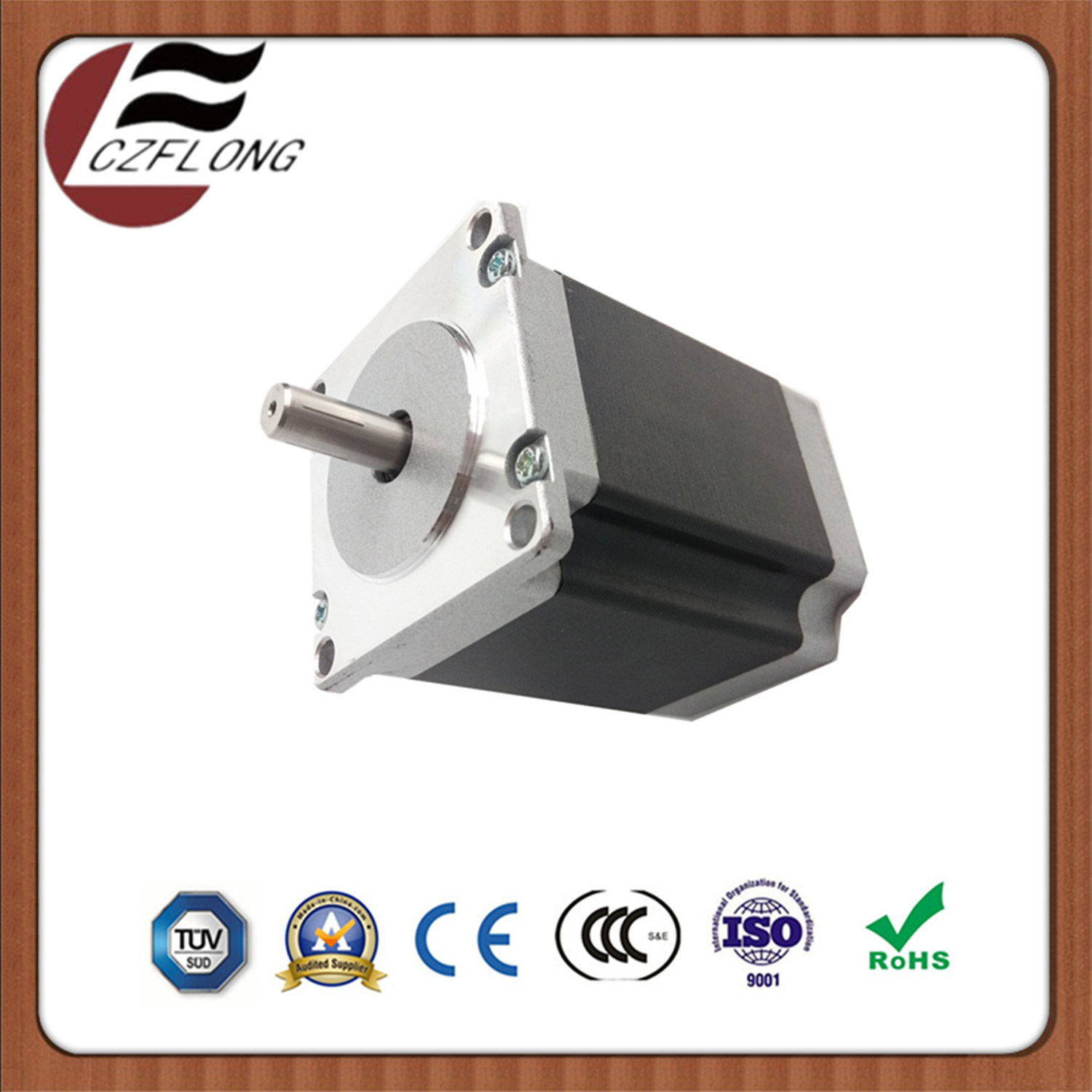Hybrid NEMA34 86*86mm Stepper Motor for CNC Machine with Ce