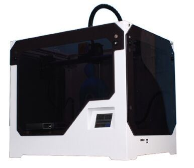 Factory 0.1mm Precison LCD-Touch 200X200X300mm Building 3D Printer