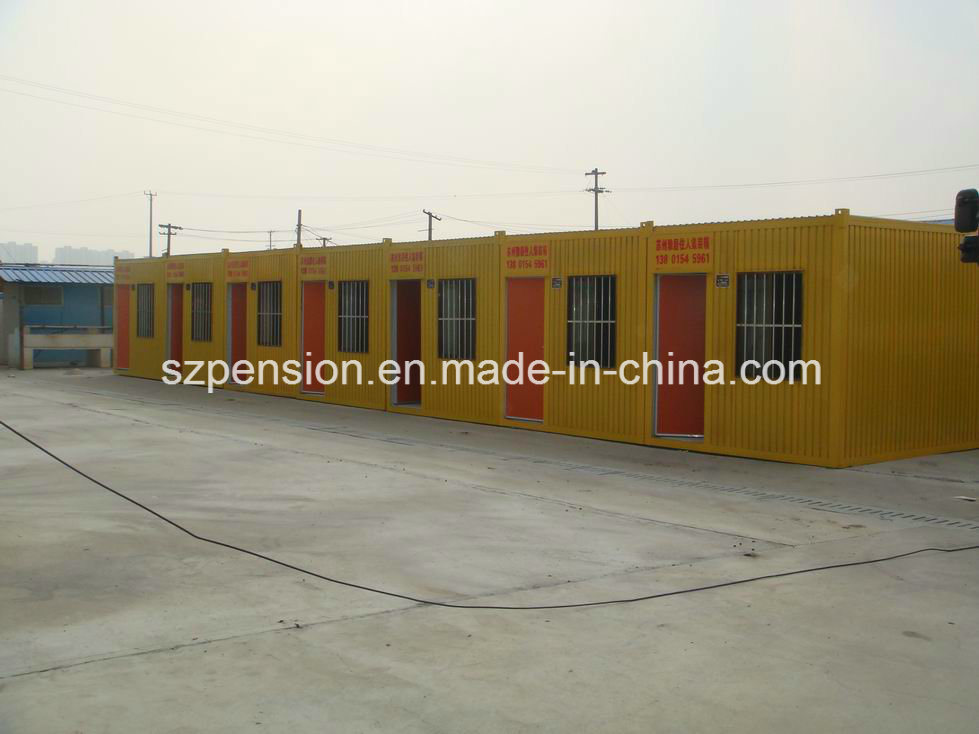 Low Proft High Supply for Construction Prefabricated/Prefab Mobile House